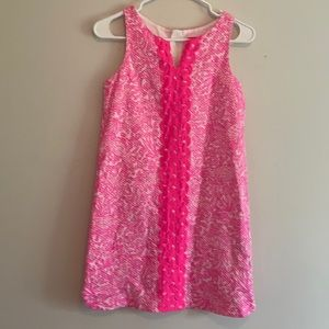 Lilly Pulitzer for Target hot pink dress